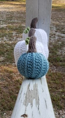Harvest Pumpkins by NeedleKlankers