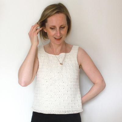 Twinkle Tank Top by Sarah Ruane from Ned & Mimi