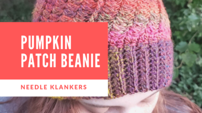 Pumpkin Patch Beanie by NeedleKlankers for Underground Crafter