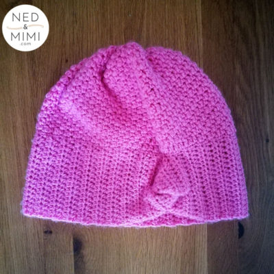 Pinky Promise Hat by Ned & Mimi