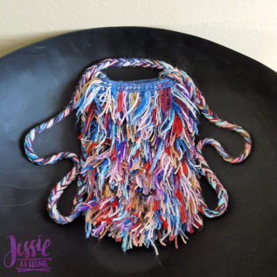 Scrappy Crochet Bag by Jessie Rayot from Jessie At Home