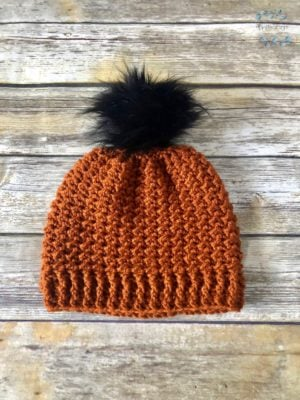 Autumn Crunch Hat by Crystal | ChristaCoDesign