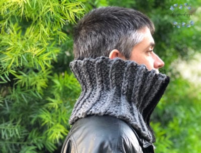 Granite Cowl by crystal | ChristaCoDesign