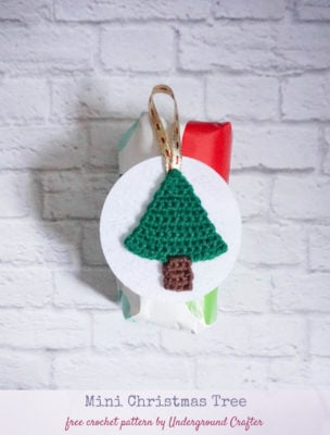 Mini Christmas Tree by Marie/Underground Crafter