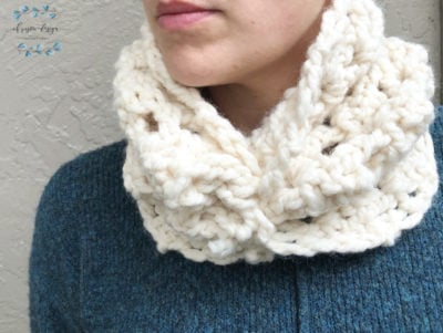 Sheila Cowl by Crystal | ChristaCoDesign