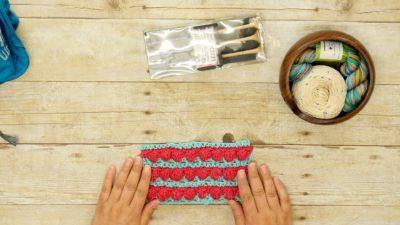 Tulip Stitch Tutorial by Marie/Underground Crafter