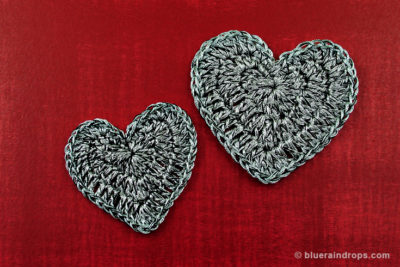 Crochet a Heart Full of Love by blueraindrops