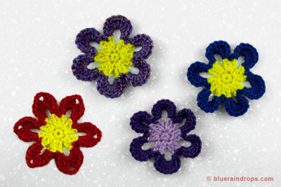 Flower Rhea by blueraindrops