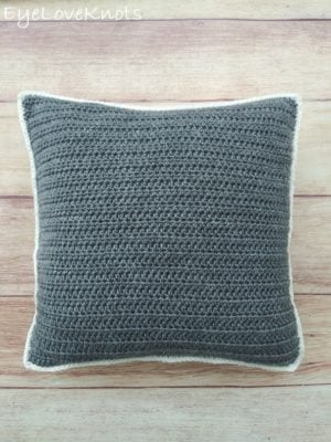 Haylee Throw Pillow by Alexandra Richards/EyeLoveKnots