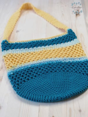 Coastal Sun Tote by ChristaCoDesign