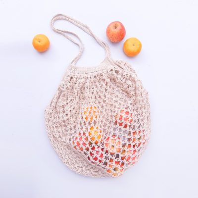 Love Knot Market Bag by Sarah Ruane