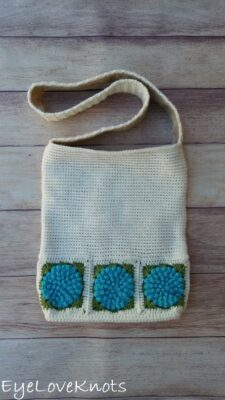 Endless Summer Tote Bag by Alexandra of EyeLoveKnots