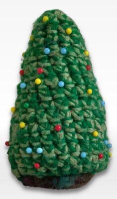 Christmas Tree Pincushion Pattern by reragg.com