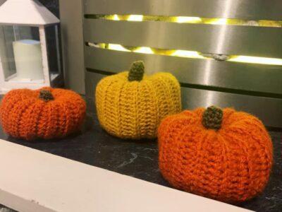 Pumpkins by Memory lane crochet