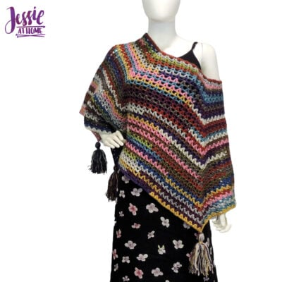 Penny Poncho by Jessie Rayot from Jessie At Home