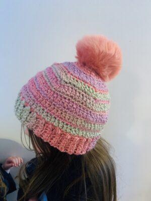 Easy Kids Hat by Memory lane crochet