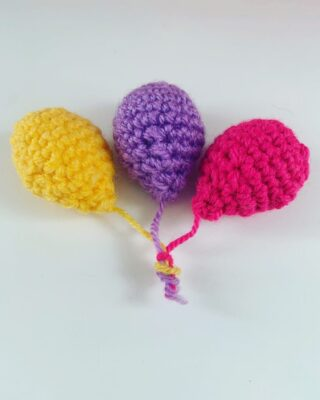 Little Balloons by Memory Lane Crochet
