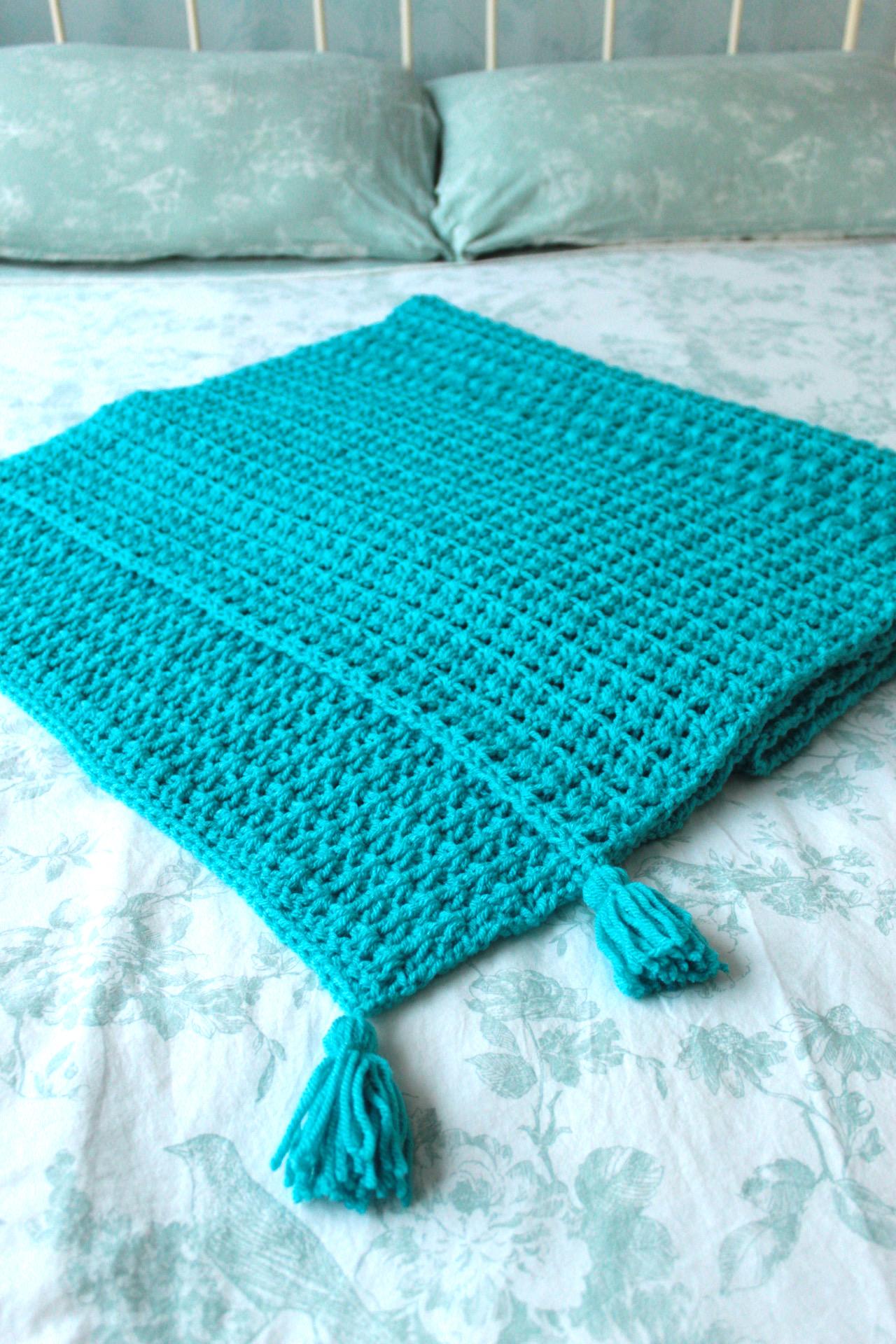 Valentina Bed Runner Crochet Pattern Bonanza